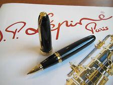 Jean-Pierre Lepine Winston CH0R black roller ball pen MIB