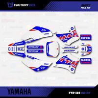 TEAM ROCKSTAR GRAPHICS YAMAHA TTR125 TTR125L TTR125LE   2008-2019