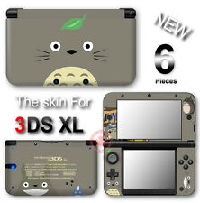 My Neighbor Totoro Skin Decal Vinyl Sticker Cover for Original Nintendo 3DS XL