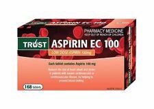 ツ TRUST SAME AS ASTRIX CARTIA COATED LOW DOSE ASPIRIN EC 100MG 168 TABLETS