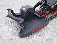 "Toro Dingo Mini Skid Steer Attachment 48"" Brush Cutter Bush Hog - Free Shipping"