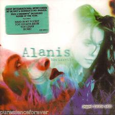 ALANIS MORISSETTE - Jagged Little Pill (UK 12 Tk CD Album)