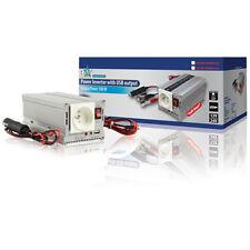CONVERTISSEUR TENSION TRANSFORMATEUR 300W WATTS VOITURE 12V VERS 220V AVEC USB
