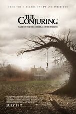 "THE CONJURING 2013 Original DS 2 Sided 27X40"" Movie Poster Vera Farmiga Wilson"