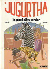 Jugurtha 9. Le grand Zèbre Sorcier. FRANZ 1982 - Neuf