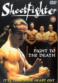 Shootfighter (DVD, 2002) NEW SEALED FREEPOST