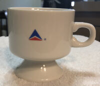 Vintage Delta Airlines First-Class Coffee Mug Cup ABCO Delta Air Lines Pilot