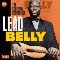 Lead Belly The Essential Recordings Remastered 2 CD NEW