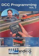 DCC Programming Vol 2 DVD Model Railroading Digital Command lighting sound more
