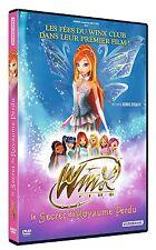 """DVD """"Winx Club - Le secret du royaume perdu """"  NEUF SOUS BLISTER"""
