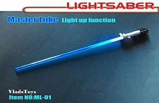 Hobby Nuts 1:6 Scale LED Light up Master Luke light saber *Not Life Size* Toy!