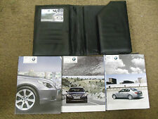 2007 BMW 5Series Owners Manual With Case