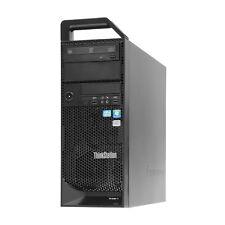 LENOVO S30 INTEL XEON 4/8 CORE E5-1620,16GB RAM, FirePro V7900, 1TB HDD, Win10