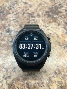 Samsung Galaxy Watch3 Titanium (45MM), Mystic Black (Bluetooth)