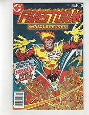 Firestorm #1/Bronze Age Marvel Comic Book/1st Firestorm/VF-NM