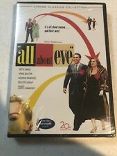 All About Eve (Dvd, 2008, 2-Disc Set, Bette Davis Centenary Collection)