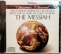 The London Symphony Orchestra With The St James 48 Voice Chorale The Messiah