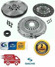 FOR VW TRANSPORTER 1.9TDI SACH DUAL MASS FLYWHEEL & CLUTCH COMPLETE 85 100 105