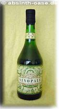 Absinthe sinopale, #1 CZ absinthe la absinthe Bible - 0,7 L -65% vol. ALC NEUF!!!