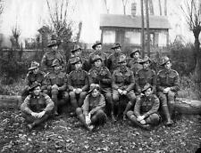 Photo. WW1. Australia. NSW Third Pioneer Battalion