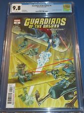 Guardians of the Galaxy #4 CGC 9.8 NM/M Gorgeous gem  Wow