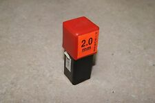 PUNCHES 2MM FIGURES 1/10  NEW CLOCK / WATCH  TOOLS