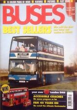 Buses Magazine Feb 2007 - London FRM at 40, Prospect Coaches, High-Floor Coaches
