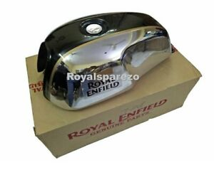 """Royal Enfield """"MISTER CLEAN PETROL GAS FUEL TANK"""" For Continental GT 650"""