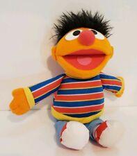 "GUND Sesame Street Ernie Plush 2002 Stuffed Animal 10"" #75365"
