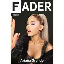 FADER Magazine #113 Ariana Grande Rico Nasty NEW