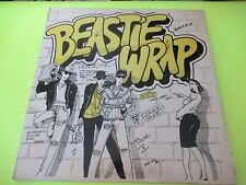 "The Utensils Beastie Wrap 12"" On Erika Records Private Press Novelty Rap Hip Hop"
