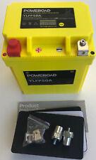 PowerSports Lithium lightweight race car battery 4.1kg 1250CA Drift Drag & Rally