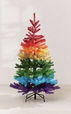 Christmas Tree 5' Rainbow Artificial Christmas Tree
