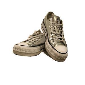 Scarpe da donna Converse in argento | Acquisti Online su eBay