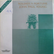 "7"" 1983 in mint -! John Paul Young: Soldier of Fortune"