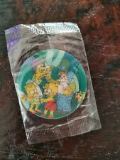 Magic Motion The Simpsons Holographic Tazo #155 SEALED