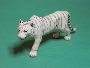 Schleich 14382 Figurine tigre blanc white tiger weib wild life PVC figure China