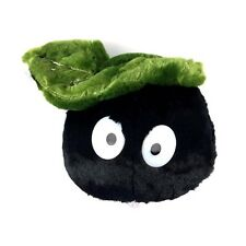 Totoro Black Dust Soot sprites KUROSUKE Plush Toy with Suction Cup