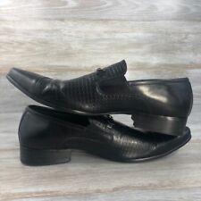 Rock Port Dress Shoe Brown Leather Size 10.5 LN