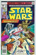 Star Wars #12 June 1978 Fn