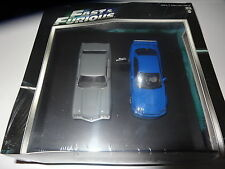 Greenlight 2 vetture Set CHEVELLE SS & SKYLINE GT-R Fast & Furious 1:43