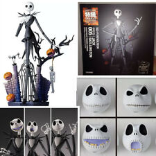 The Nightmare Before Christmas Jack Skellington Action Figure 15cm Boxed