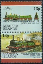 1873 Europa Class 2-4-0 (London Chatham & Dover) Train Stamps (Bernera)
