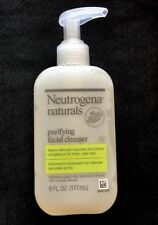 Neutrogena Naturals Purifying Facial Cleanser 6oz
