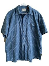 Howler Bros Howler Brothers Short Sleeve Button Shirt  XLarge XL