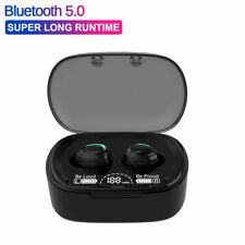 10 Hrs Music Bluetooth Wireless Stereo Tws Earbuds In-Ear Headphones Headsets Us