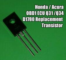 NEW Honda Acura OBD1 ECU Q31 Q28 Q34 D1780 SD21780 Style Replacement Transistor