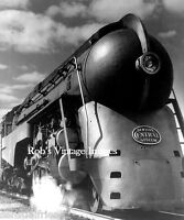 New York Central Steam Locomotive J-3A photo NYC Railroad Empire State Express