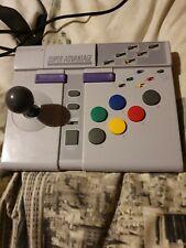 SNES Advantage arcade stick Super Nintendo Controller