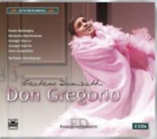 DONIZETTI / MONTANARI / VALERIO / LUDOVICI: DON GREGORIO :CD: